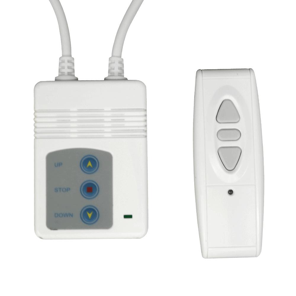 Экран для проектора с электроприводом Light Control (100 дюймов, формат 4:3) - 2